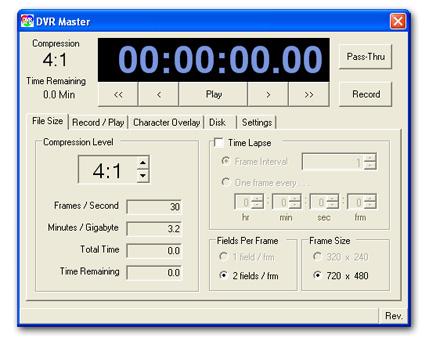 DVRMaster